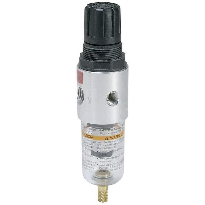 "R10 3/8"": Filter Pressure Regulator 3/8"" with Box"
