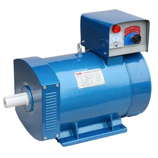 STC-20: 16KW, Three Phase, Brush Type Alternator