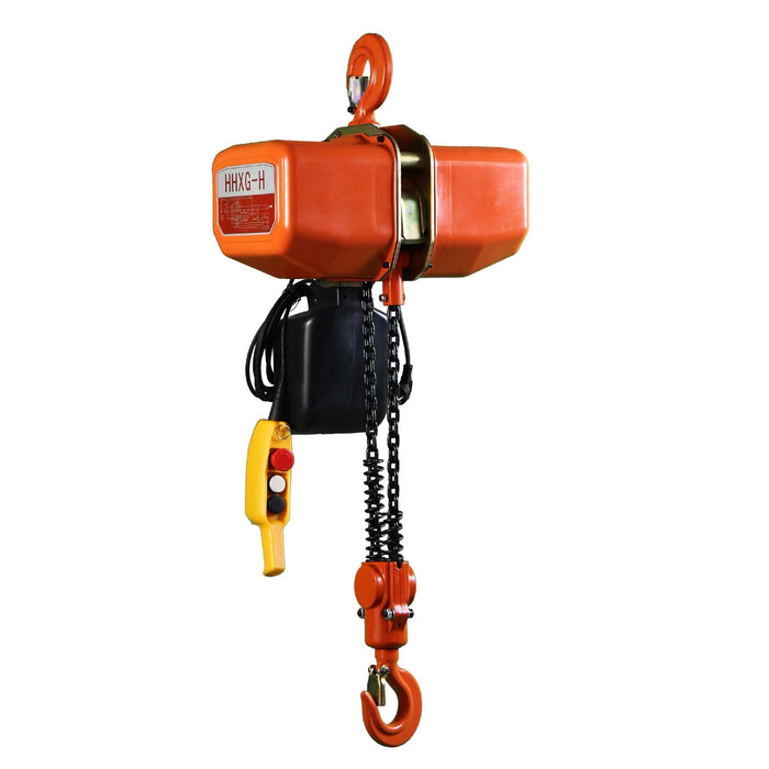 HHXG-H1-8M: Electric Chain Hoist 2Way 1Ton 8m 1PH