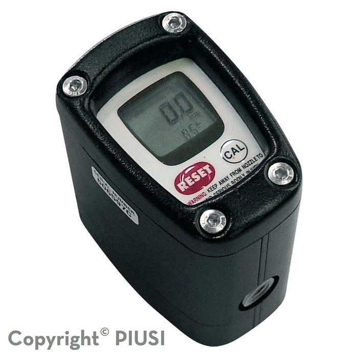 K200: Plastic Digital Flow Meter
