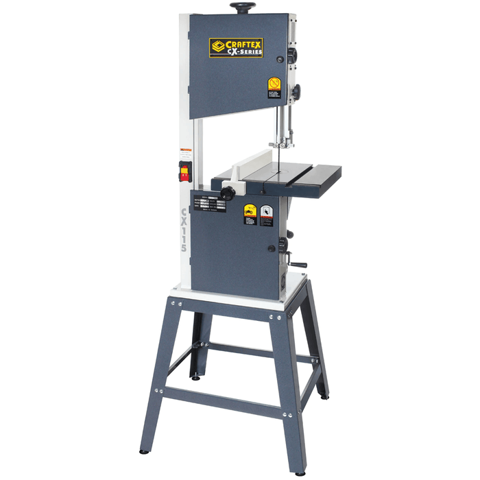 PLBS-12G: 750W Wood Band Saw, Copper Wire