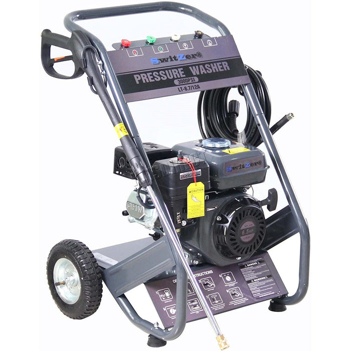 PLGHPC-155-5.5HP: Gasoline Pressure Washer 155bar