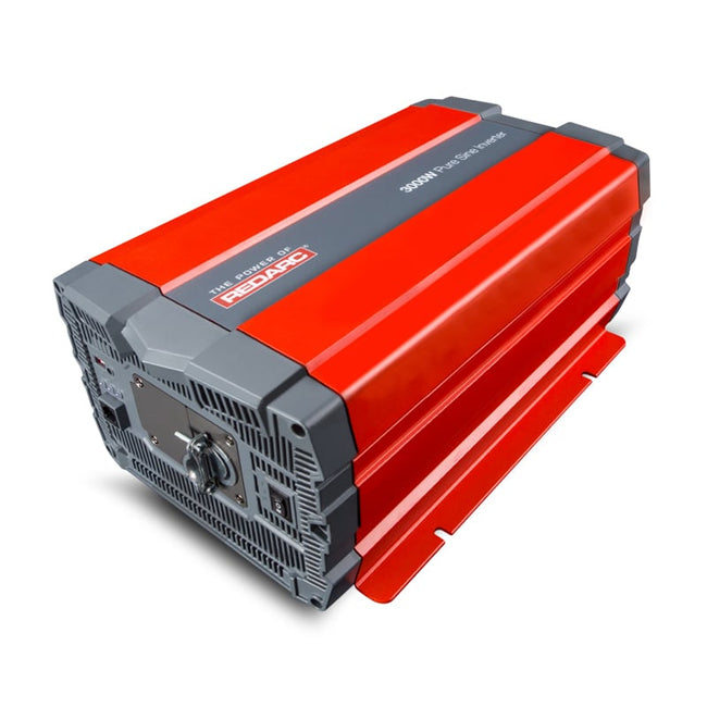 RedArc 12v 3000w PureSine Wave Inverter - Micks Gone Bush