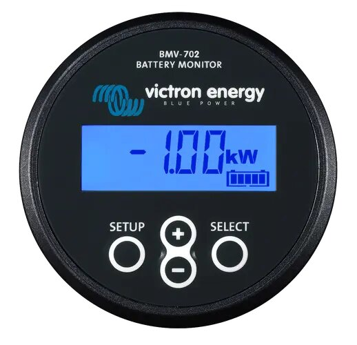 Victron Battery Monitor BMV-702 - Micks Gone Bush