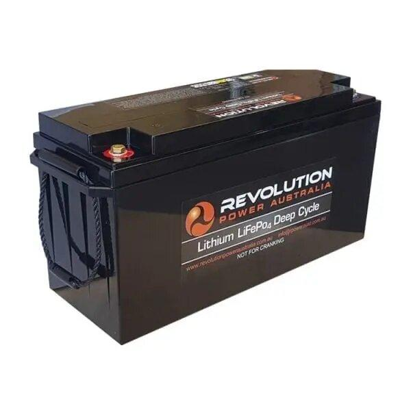 Lithium Batteries Revolution Power 200 AH 100 AMP Continuous - Micks Gone Bush