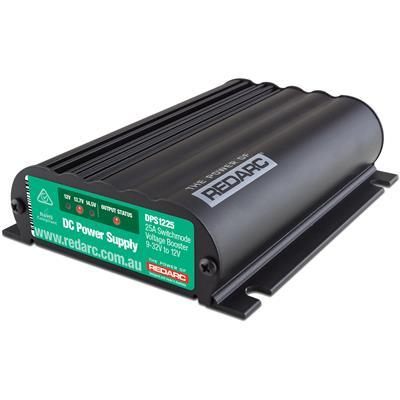 REDARC 12V 25A In-Vehicle DC Power Supply | Mikes Gone Bush
