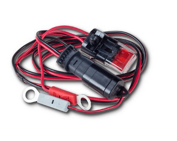 REDARC 12V Charging Cable with Ring Terminals | Mikes Gone Bush
