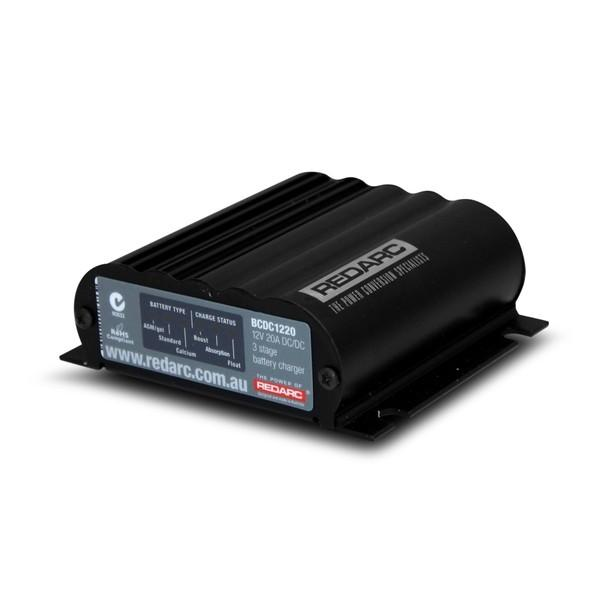 REDARC 20A In-Vehicle DC Battery Charger | Mikes Gone Bush