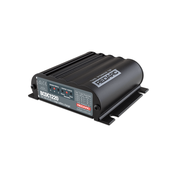 REDARC 20A In-Vehicle DC Battery Charger (Ignition Control) | Mikes Gone Bush