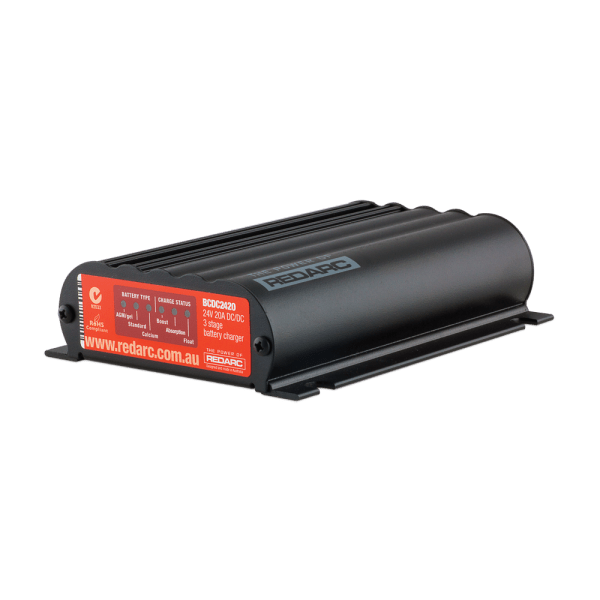REDARC 24V 20A In-Vehicle DC Battery Charger - Micks Gone Bush