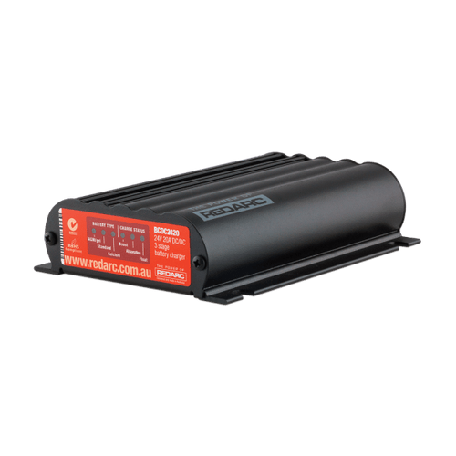 REDARC 24V 20A Low Voltage In-Vehicle DC Battery Charger | Mikes Gone Bush