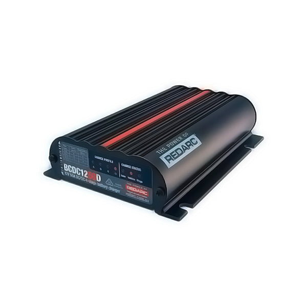 REDARC Dual Input 50A In-vehicle DC Battery Charger - Micks Gone Bush