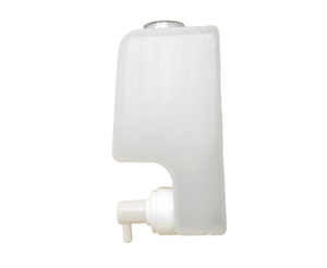 Wall Mount Manual Foaming Soap Dispenser. Comes with 20 Free SoluSoap Refill Packets