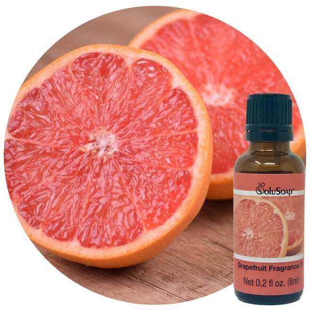 Grapefruit Fragrance Oil for SoluSoap Foaming Hand Soap