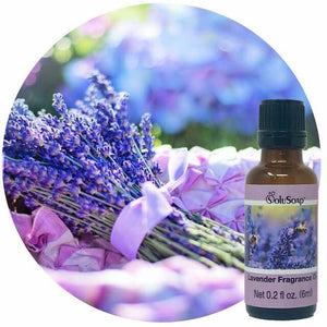 Lavender Fragrance Oil for SoluSoap Foaming Hand Soap