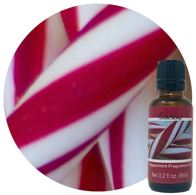 Peppermint Fragrance Oil for SoluSoap Foaming Hand Soap