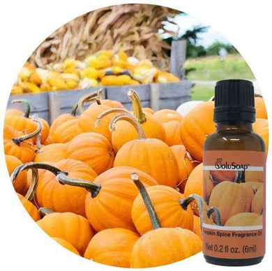 Pumpkin Spice Fragrance Oil for SoluSoap Foaming Hand Soap