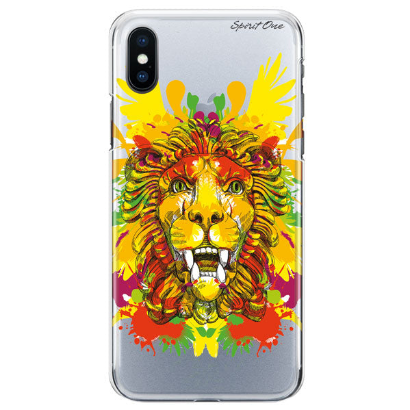 Capinha - Lion - Transparente - Design Spirit One