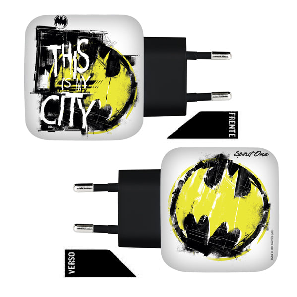 Fonte Batman - This is My City - Oficial Warner