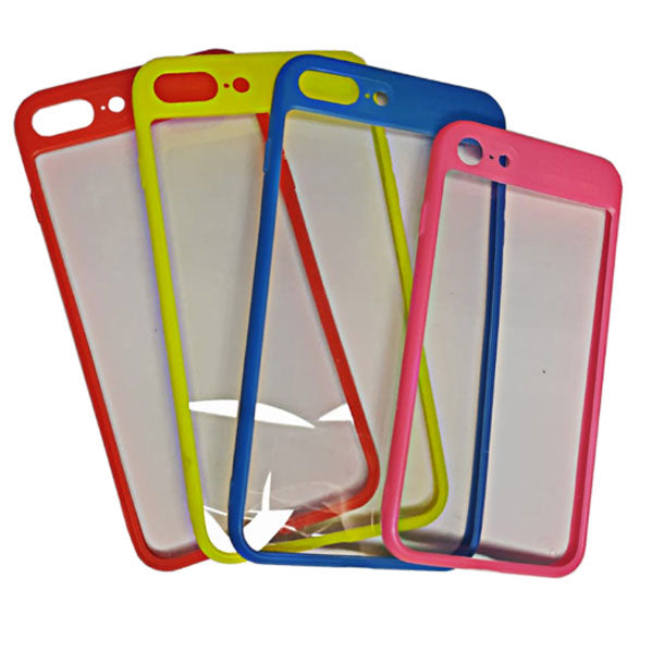 Cases Especiais - Super Fina Borda Colorida