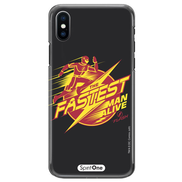 Capinha The Flash - The Fastest Man Alive - Oficial Warner