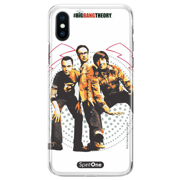 Capinha The Big Bang Theory - Sheldon Leonard Howard - Oficial Warner