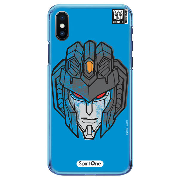 Capinha Transformers - Starscream Decepticon - Oficial Hasbro