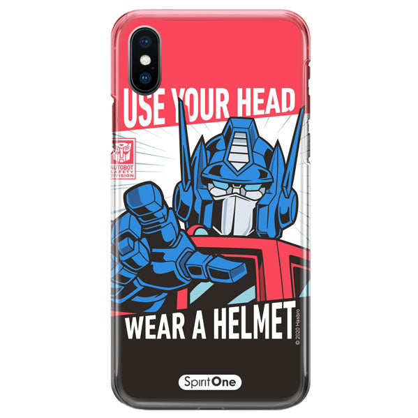 Capinha Transformers - Use Your Head - Oficial Hasbro