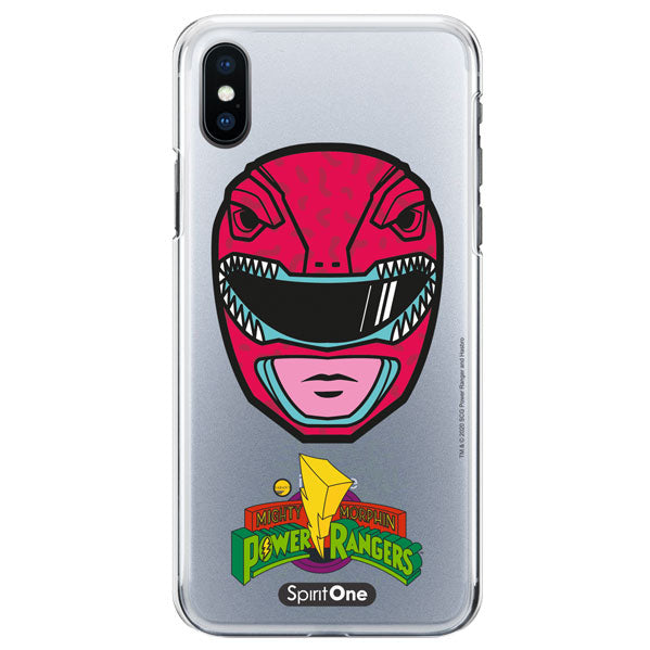 Capinha Power Rangers - Red Capacete - Oficial Hasbro