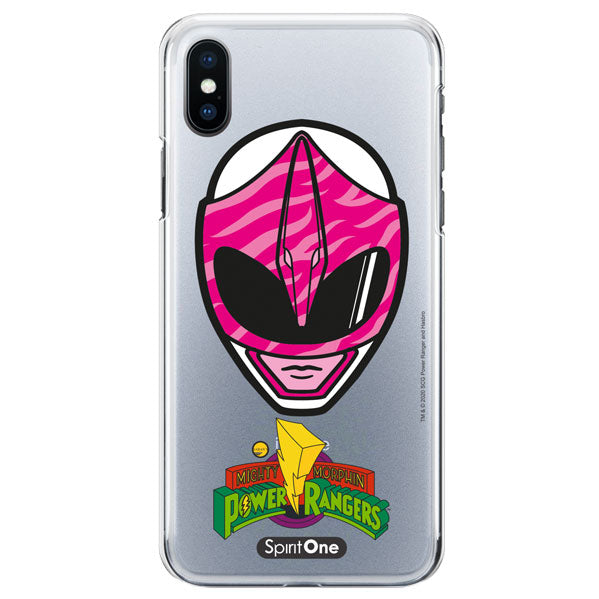Capinha Power Rangers - Pink Capacete  - Oficial Hasbro