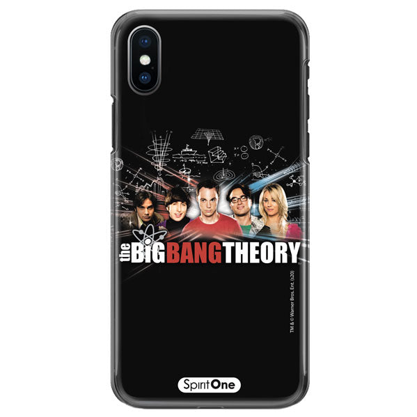 Capinha The Big Bang Theory - Fotos Personagens - Oficial Warner