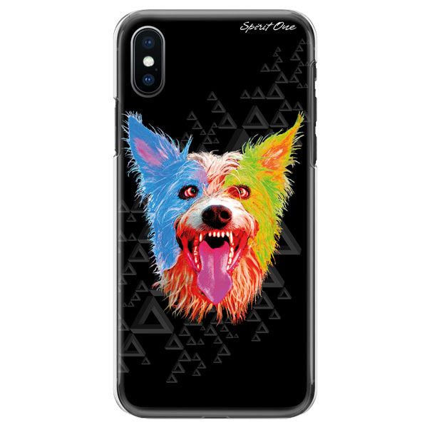 Capinha - Colorful Dog - Design Spirit One
