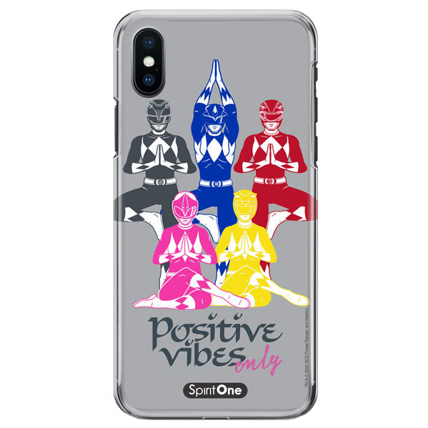 Capinha Power Rangers - Positive Vibes Only - Oficial Hasbro