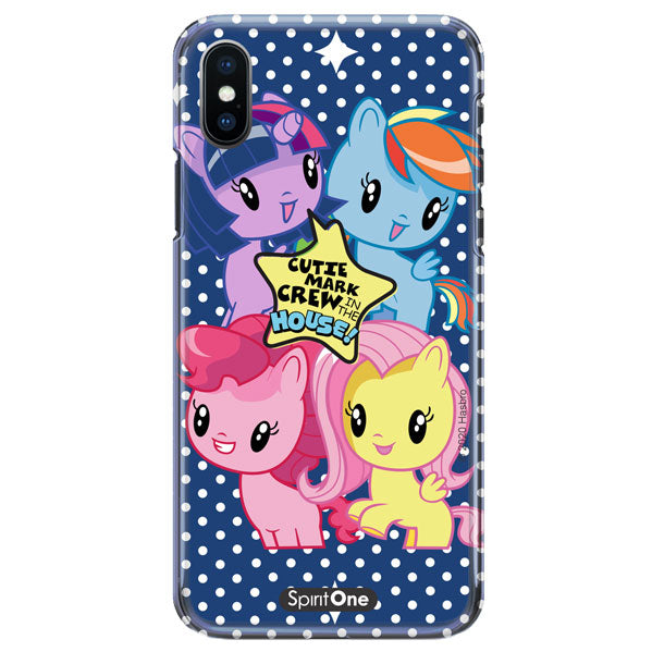 Capinha My Little Pony - Crew in the House - Oficial Hasbro