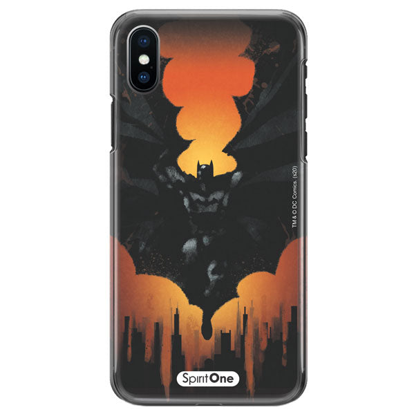 Capinha Batman - Flying in the City - Oficial Warner