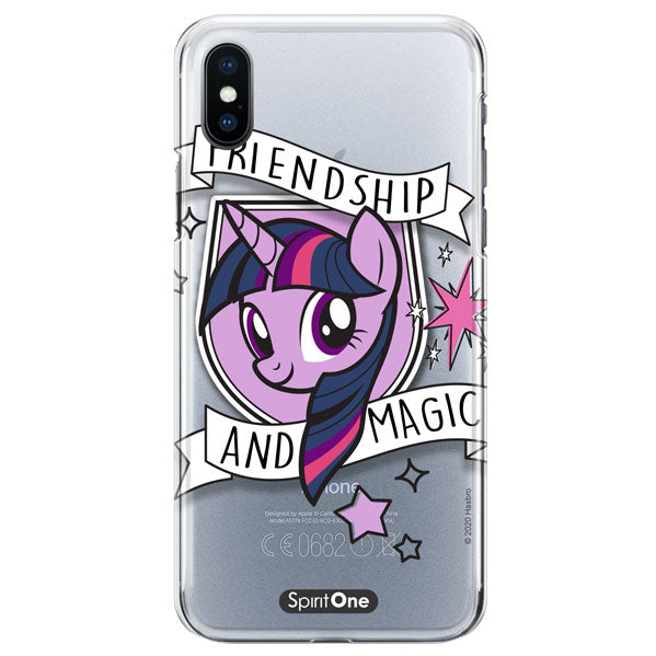 Capinha My Little Pony - Friendship and Magic - Transparente - Oficial Hasbro