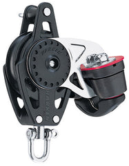 Harken 57 mm Block — Swivel, Becket, Cam Cleat