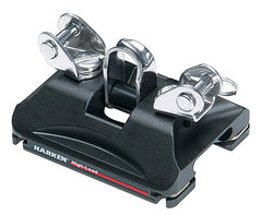 Harken 2754 22 mm Small Boat CB Car — Pivoting Shackle, Control Tangs