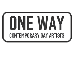 2014 MAY 8 // ONE WAY : REVERSE -  GROUP EXHIBIT AT DOT51