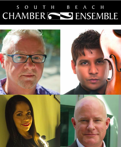 2018 // SOUTH BEACH CHAMBER ENSEMBLE