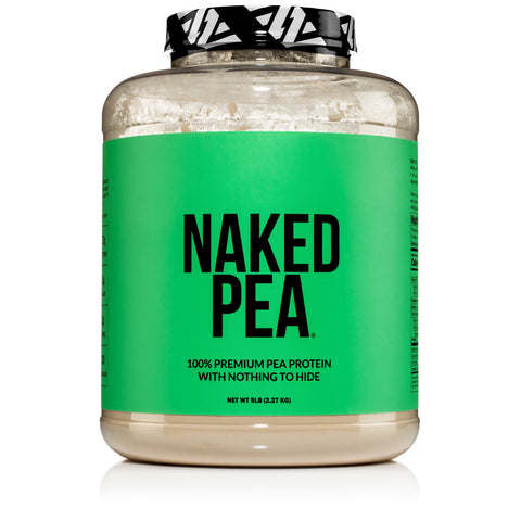 best unflavored pea protein