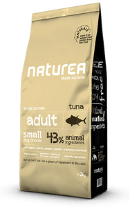 Naturea Naturals Adult Small Breed - Atum
