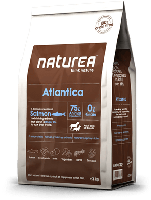 Naturea Atlantica - Salmão