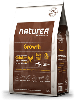 Naturea Growth - Frango