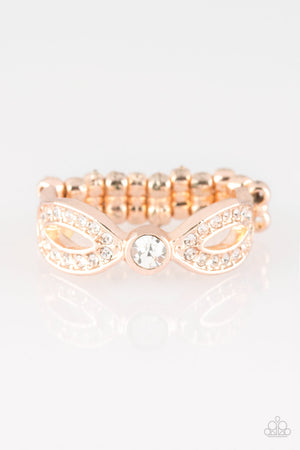 Extra Side Of Elegance - Rose Gold