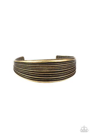 Off The Cuff Couture - Brass