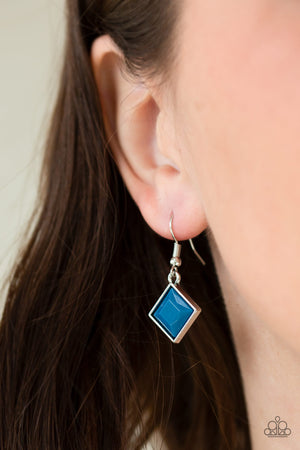 Feeling Inde-PENDANT - Blue