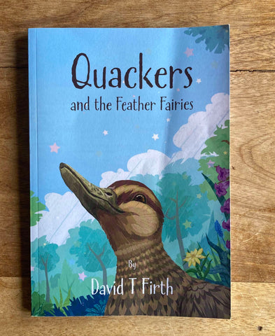 Quackers and the Feather Fairies