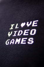 Laden Sie das Bild in den Galerie-Viewer, I Love Video Games T-Shirt