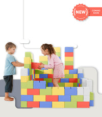 Fun Colored Building Blocks- GIGI Bloks